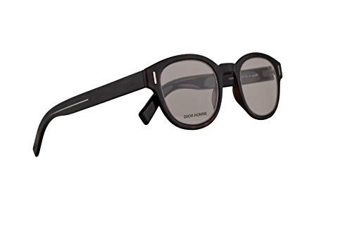 Christian Dior Homme DiorFractionO3 Eyeglasses 47-24-150 Dark Havana w/Demo Clear Lens 086 FractionO3