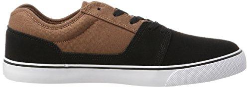 Tonik Scarpe Shoes Nero DC da Camel Uomo Ginnastica Basse Black OS5xRwpT
