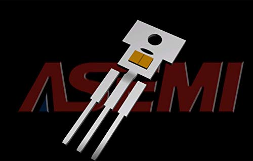 (Pack of 10pcs) MBR10100CT ASEMI 10A 100V TO-220AB Package Schottky Barrier Diode Mikron Chip for LCD