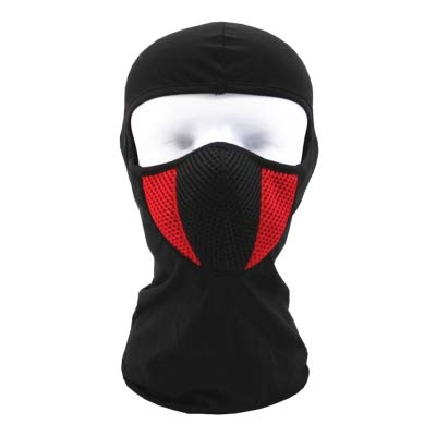 HOOTEC Riding Thickened Winter Coldproof Warm Face Mask Motorcycle Mask ()