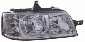 Ducato Passenger Side Nearside Headlight Headlamp Unit 2002-2006