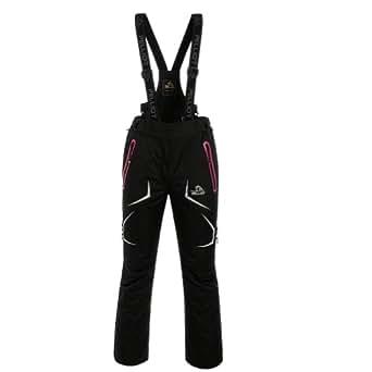 PELLIOT Women's Ski Pants Color Black Size S