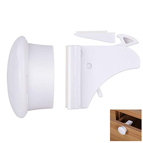 Guanciale Ortopedico Invite Fabe Prezzo.Fabe Magnetic Cupboard Locks For Baby Safety Child Proofing 8 Locks 2 Key
