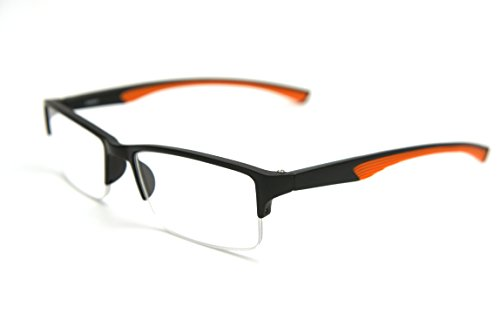 Colorviper 6904 Semi Rimless Flexie Reading Glasses New Color Orange 2 0 Buy Online In Bahamas At Desertcart Productid 41650550 What strength reading glasses do i need? desertcart
