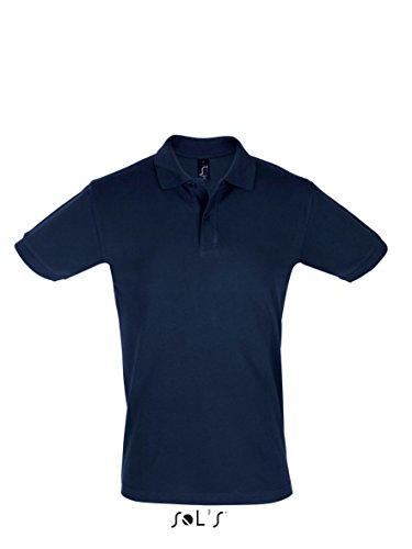 SOL´S Men´s Polo Shirt Perfect, French Navy, XXL