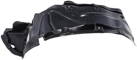 Plastic Assembly 378-35283-11 MI1248106 MR539629 Front Fender Liner Splash Shield Left Driver Side CarPartsDepot