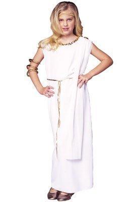 RG Costumes Athena Costume, Child Medium/Size 8-10