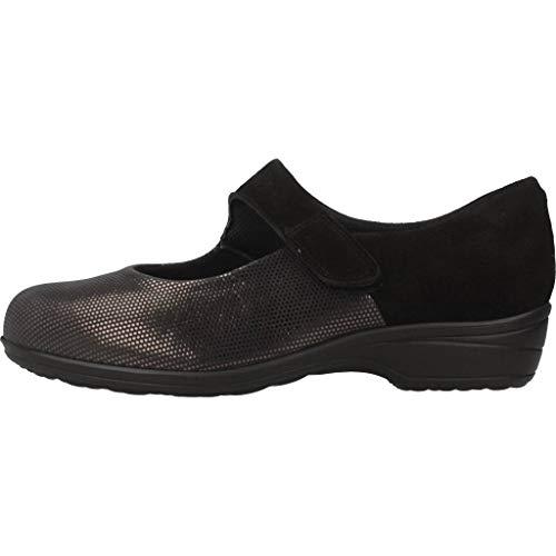 6977 Cordones para Negro para Zapatos Negro De Modelo Color PINOSOS de Mujer Mujer Cordones G Marca PINOSOS Zapatos Negro Aq1xw4qfZ