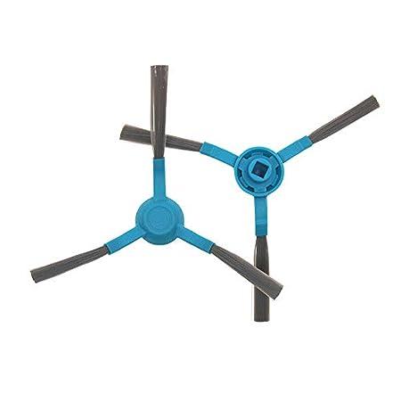 Guajave Principal Lado Cepillo Pa/ño para Mopa Kit Barrido Robot Aspiradora Recambio Accesorios 4
