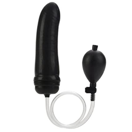 Hefty muestras hinchable Butt Plug Consolador 16,5 cm x 5 cm ...