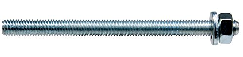 FISCHER 090447 - Varilla roscada para anclajes quimicos FIS A M10x130 A4 (Envase de 10 ud.)