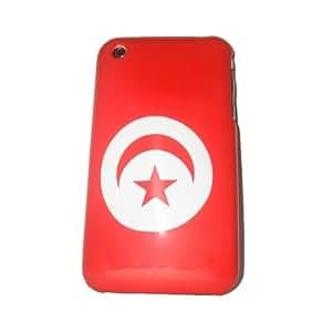 GSM Access - Carcasa posterior para iPhone 3G/3GS, diseño bandera de Turquía