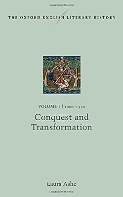 The Oxford English Literary History: Volume I: 1000-1350 ...