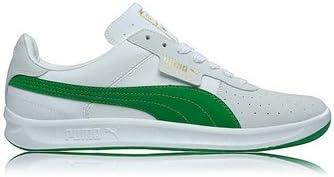 Puma G.Villas 2 White/Green 11UK