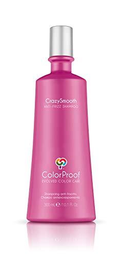 ColorProof CrazySmooth Anti Frizz Shampoo, 10.1 fl. Oz.