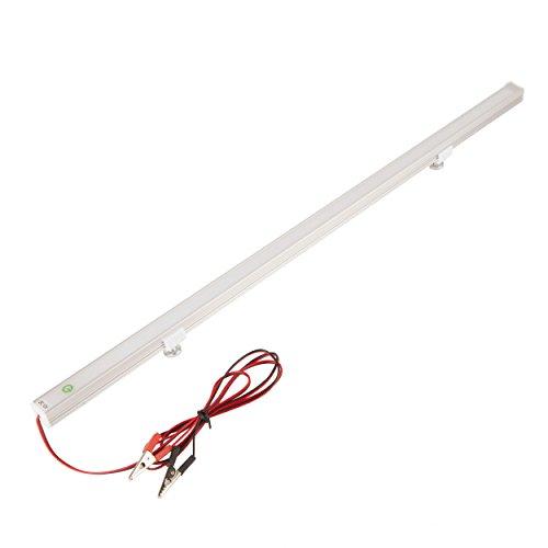 - LumenBasic Magnetic Light Strip 12v - Under Cabinet Hardwired LED Lighting 19.6
