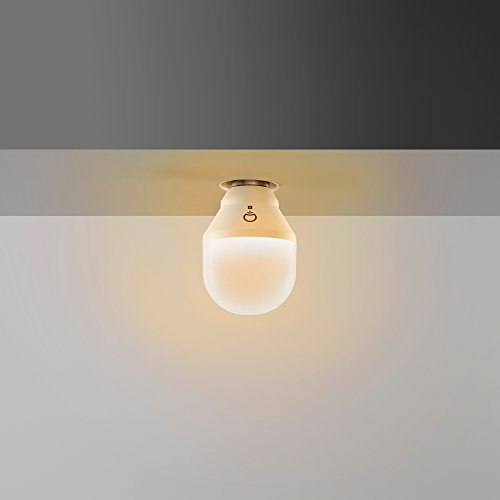 LIFX A19 Mini Day and Dusk White Wi-Fi Smart LED Light Bulb, Dimmable, No Hub Required, App and Voice Control, Works with Amazon Alexa, Apple HomeKit, Google Assistant and Microsoft Cortana
