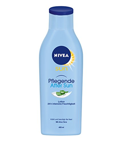 Nivea Pflegende After Sun Lotion, 1er Pack (1 x 400 ml)