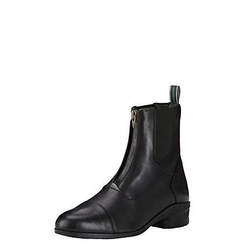 Ariat Men's Heritage IV English Paddock Boot, Black, 9.5 D US