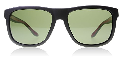 Gucci 1118S M1A Soft Black 1118S Wayfarer Sunglasses Lens Category 3