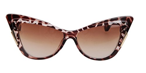 The Tidal Current Female Inlaid CZ Sunglasses Retro Cateye - Ray Wayfarer Discounted Bans