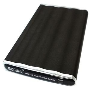 Buslink Disk-On-The-Go - Hard Drive - 1 TB - USB 3.0 (DL-1T-U3) from BUSLINK