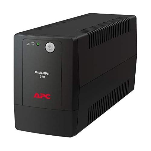 chollos oferta descuentos barato Back UPS de APC by Schneider Electric BX650LI GR Sistema de alimentación ininterrumpida