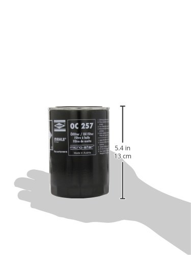 KNECHT OC 257 Filtro de aceite