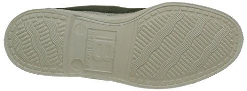 Vert Kaki Damen Bensimon Sneaker 612 F15002c157 Grün 8wTgq