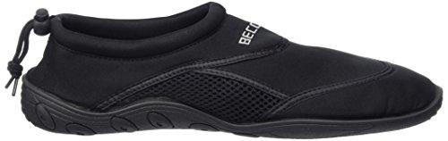 Beco Badeschuh Surf 9217, Zapatos de surf Negro