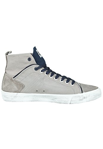 COLMAR Herren Sneaker Durden Colors Canvas Grey/Navy ...
