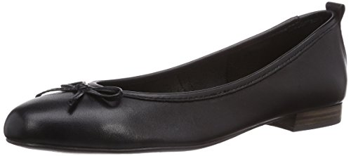 Pumps Black 22122 001 Ballet Tamaris black Womens wRBCt