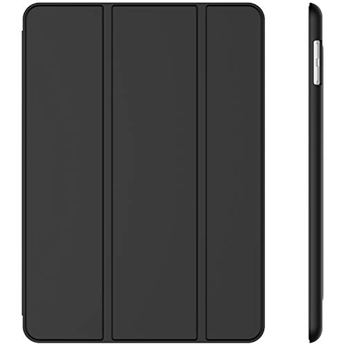 JETech Case for iPad (9.7-Inch, 2018/2017 Model, 6th/5th Generation), Auto Wake/Sleep, Black