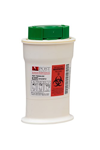 Voyager Diabetic Needle Disposal Unit (0.3 Cc Kit)
