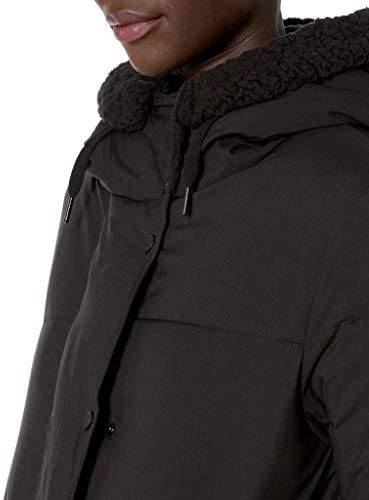 Marc New York by Andrew Marc Womens Sarawee Hooded Parka Jacket