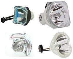 Replacement for Ask Proxima Dt01001 Bare Lamp Only Projector Tv Lamp Bulb by Technical Precision