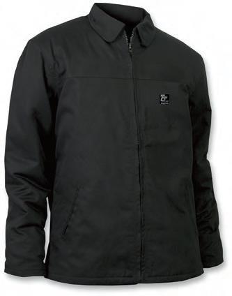 Throttle Threads Originals Textile Jacket, Gender: Mens/Unisex, Primary Color: Black, Size: XL (Throttle Threads)