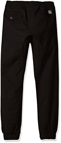 Southpole Boys' Big Jogger Pants in Basic Stretch Twill Fabric