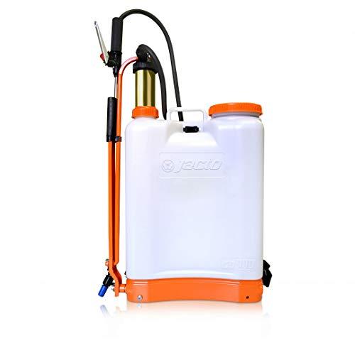 - Jacto CD400 Backpack Sprayer, Translucent White