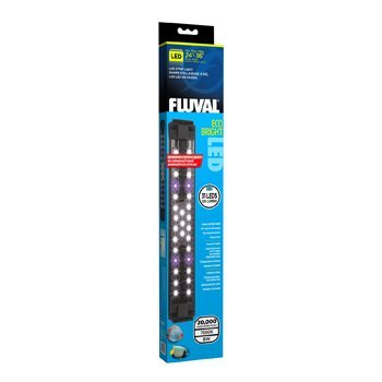 Fluval 13577 Eco Bright LED Strip Light, 24