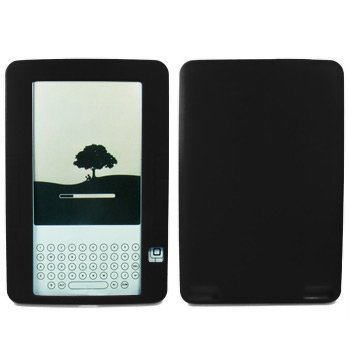 amazon-kindle-2-silicone-skin-case-gel-cover-black