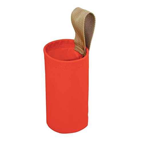 SitePro 21-PC50 Paint Can Holder with Belt Loop, Hi-Vis Orange - Equipment Paint
