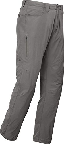 Outdoor Research Ferrosi Pant, Pewter, 34