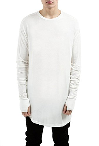 LILBETTER Thumb Cuffs Sleeve T shirt product image