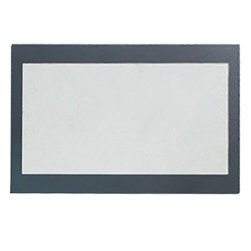 SPARES2GO Main Door Inner Glass Panel for Howdens/Lamona Oven (520mm X 398mm)