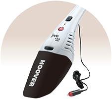 Hoover Jive SJ4000DWB6 Car Aspiradora de mano, Limpieza coche, Enchufe coche, Accesorio rincones, Cepillo para polvo, Batería, 12V, 0.3 litros, 75 Decibelios, Plástico, Blanco: Amazon.es: Hogar
