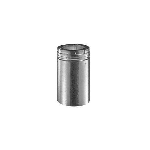 Chimney 69475 5 in. x 8 in. DirectVent Pro 60 in. Galvalume Length- .020 Aluminum Inner And 26-ga Galvanized Outer Wall - Galvalume Outer Wall