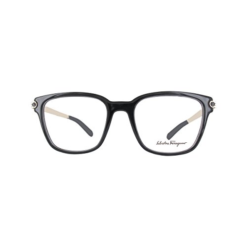 Salvatore Ferragamo Glasses (Salvatore Ferragamo SF 2773 001 Black Plastic Square Eyeglasses 52mm)