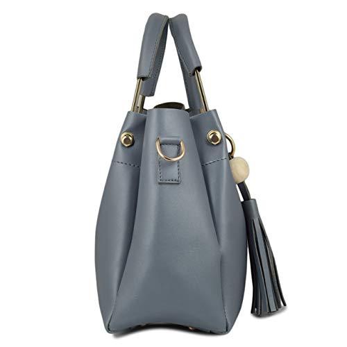 Mimisku handbag set with handbag and sling bag