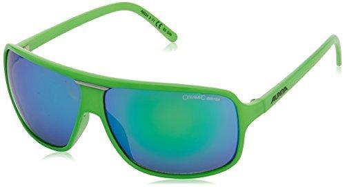Alpina Manja Sunglasses - Green by - Alpina Sunglass